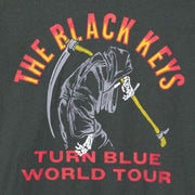 REAPER WORLD TOUR T-SHIRT FADED BLACK - The Black Keys