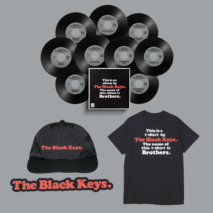 "BUNDLE - Brothers Deluxe Remastered 7"" Box Set (Pre-sale)"