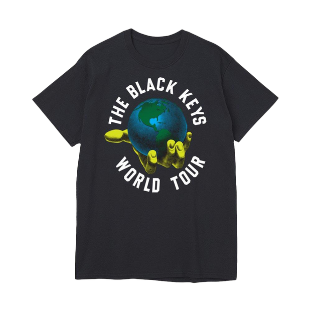 GLOBE WORLD TOUR T-SHIRT