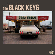 Delta Kream Standard Black LP (Pre-Sale)