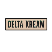 Delta Kream Embroidered Patch Set