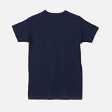 SPIRAL LOGO T-SHIRT NAVY - The Black Keys