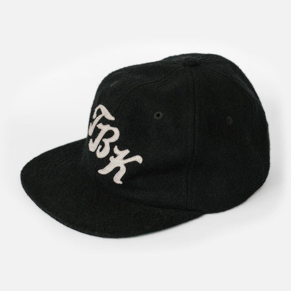 WOOL TBK BASEBALL CAP - The Black Keys