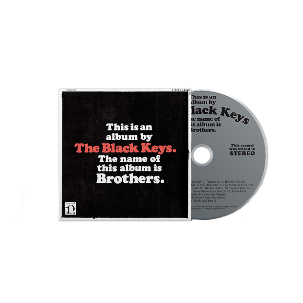 Brothers Deluxe Remastered on CD