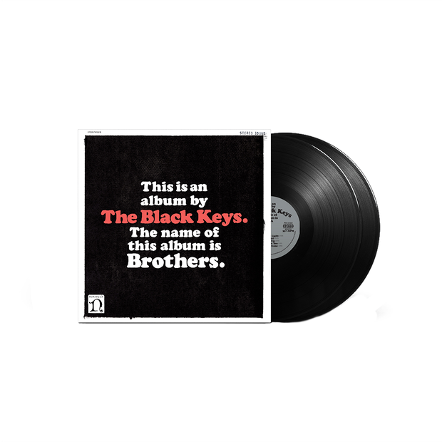 "Brothers Deluxe Remastered 12"" Vinyl"