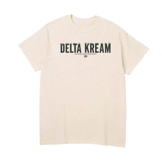 Delta Kream Natural Unisex Tee