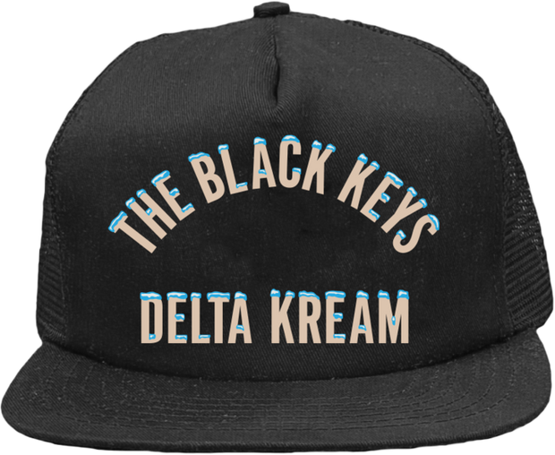 The Black Keys Delta Kream Hat
