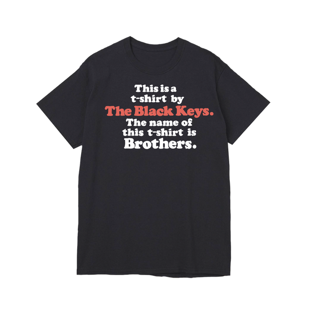 Brothers Deluxe T-shirt by The Black Keys