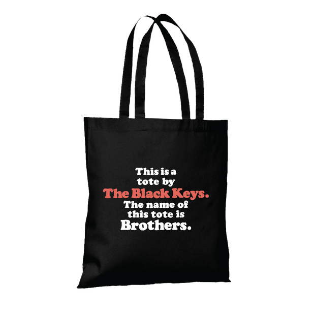 Brothers Deluxe Tote Bag