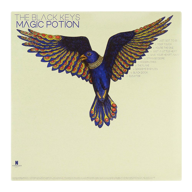 MAGIC POTION CD/LP