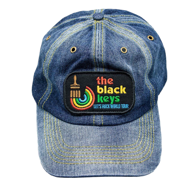DENIM PAINTER TBK BASEBALL CAP
