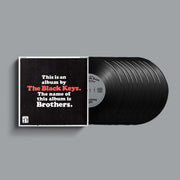 "Brothers Deluxe Remastered 7"" Box Set (Pre-sale)"