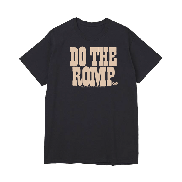 """Do The Romp"" Black Unisex Tee"