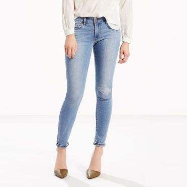 711 Levi's Skinny Jeans - model Cross Road (Women size)