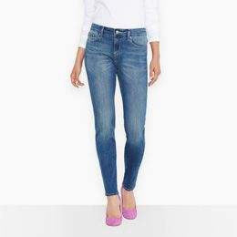 Levi's Mid Rise Skinny Jeans - model Ace Rinse (Women size)