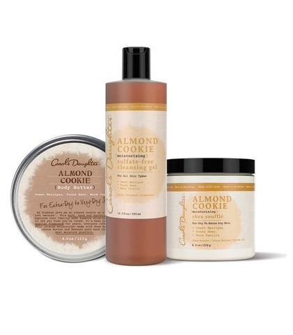 Carols Daughter - Almond cookie body indulgence trio