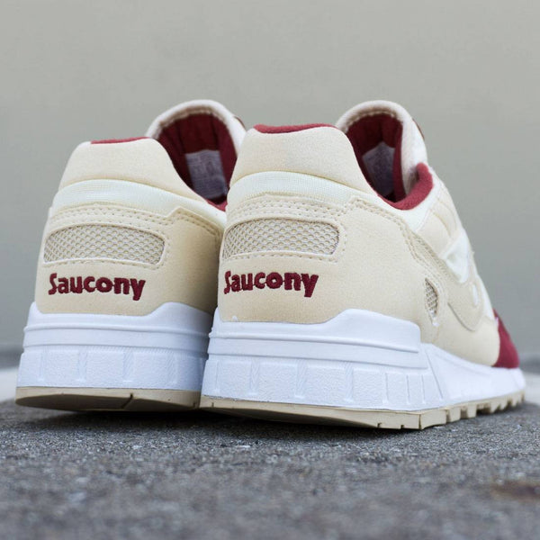 Saucony Men Shadow 5000 (Red / Cream)