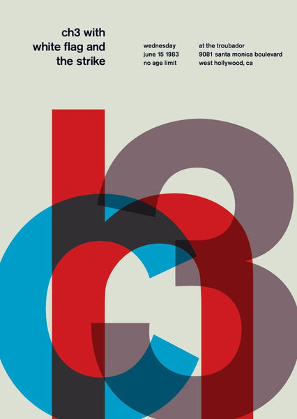 Swissted - CH3 poster