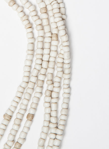 "Imogene + willie ""antique african trade bead necklace"""