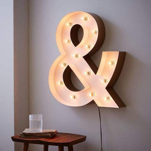 Ampersand Light By West ELM Brooklyn