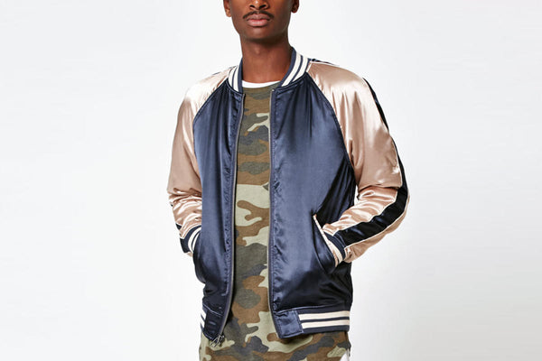 Eagle Souvenir Jacket By PacSun