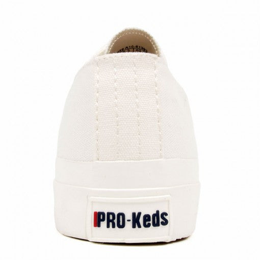 Pro-keds royal low white