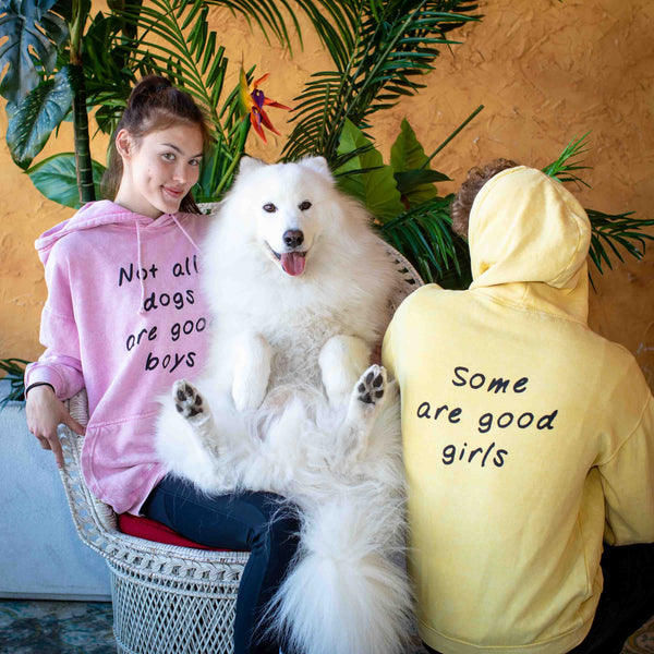Not All Dogs Hoodie