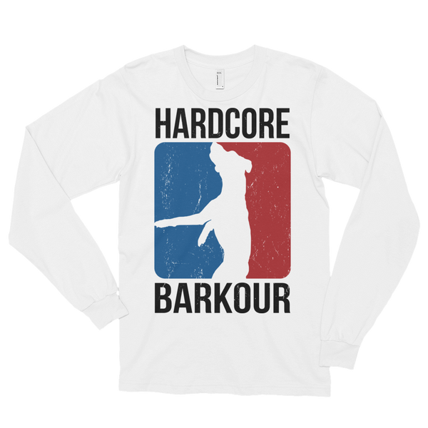 Hardcore Barkour Long Sleeves
