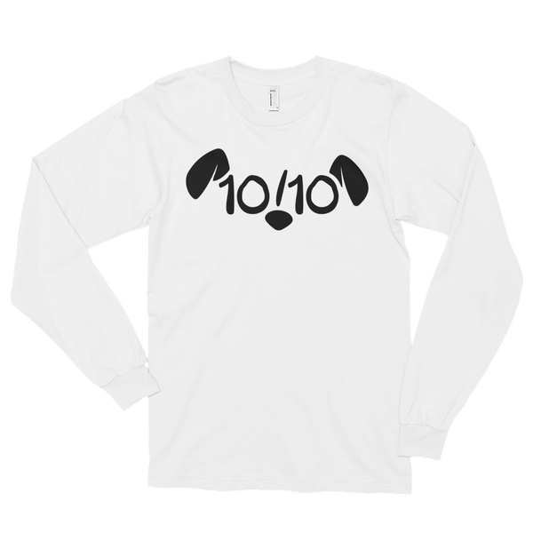 Logo Print - Long Sleeves