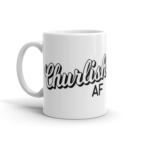 Churlish Mug