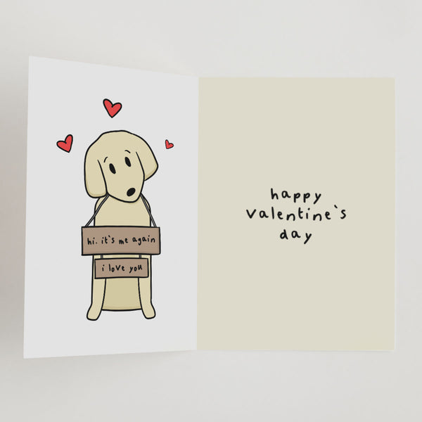 Valentine's Day Card
