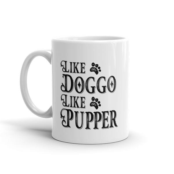 Like Doggo Mug