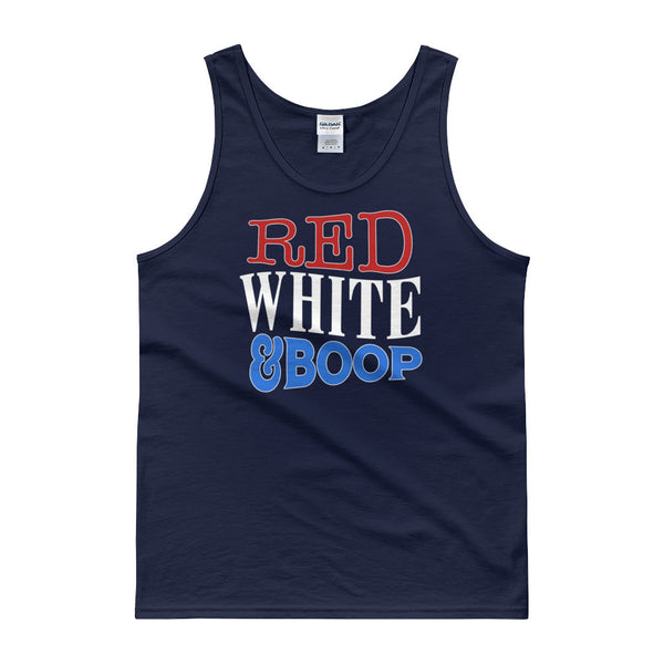 Red White & Boop - Tank Top