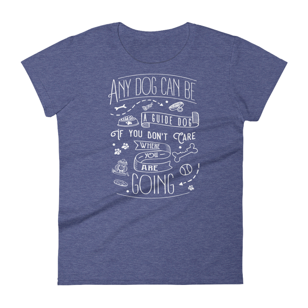 Guide Dog Women's Tee