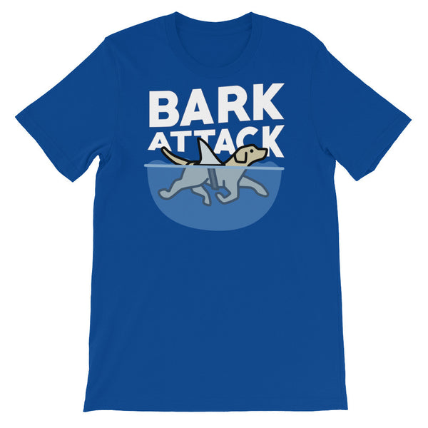 Bark Attack - T-Shirt