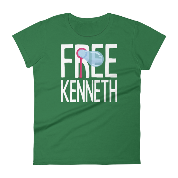 Free Kenneth - Women's
