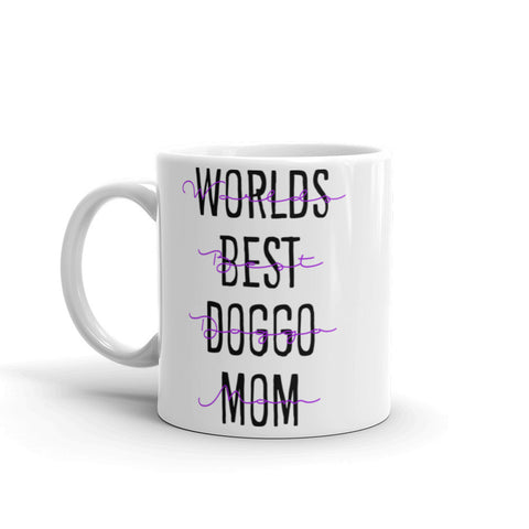 Best Doggo Mom Mug
