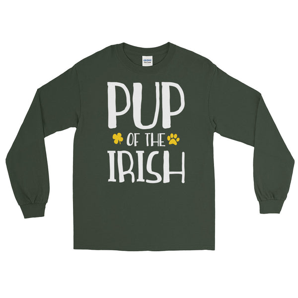 Pup of the Irish - Long Sleeves