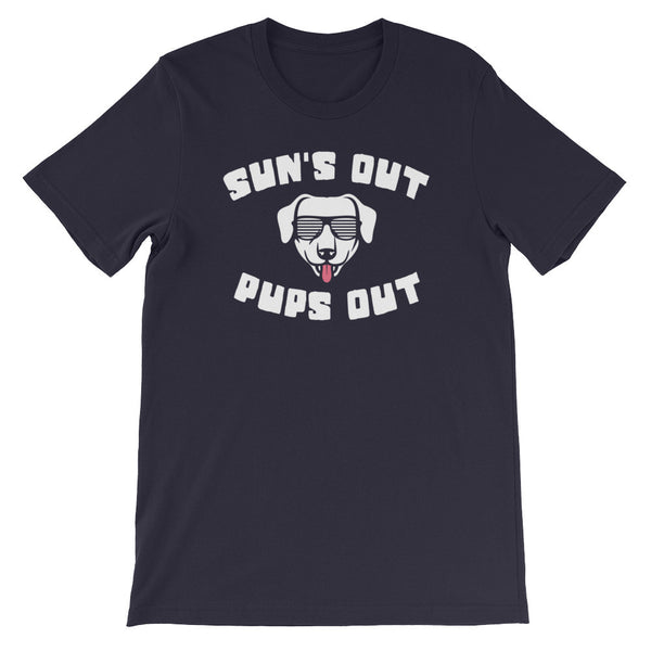 Pups Out - T-Shirt