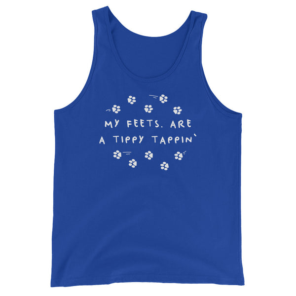 Tippy Tappin' Tank Top