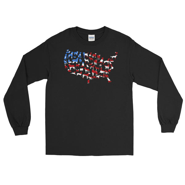 USA - Longsleeves