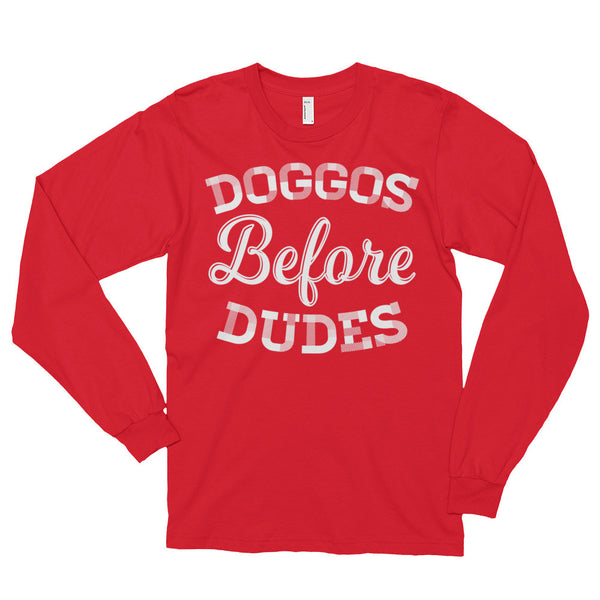 Doggos > Dudes Long Sleeves