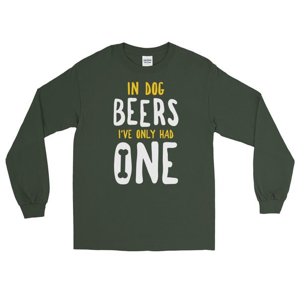 Dog Beers - Long Sleeve