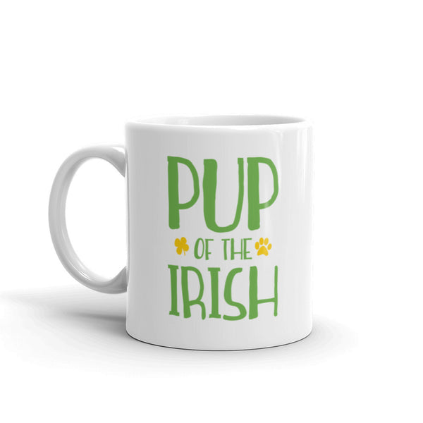 Pup of the Irish - Mug
