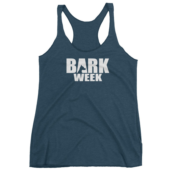 Bark Week Racerback Tank