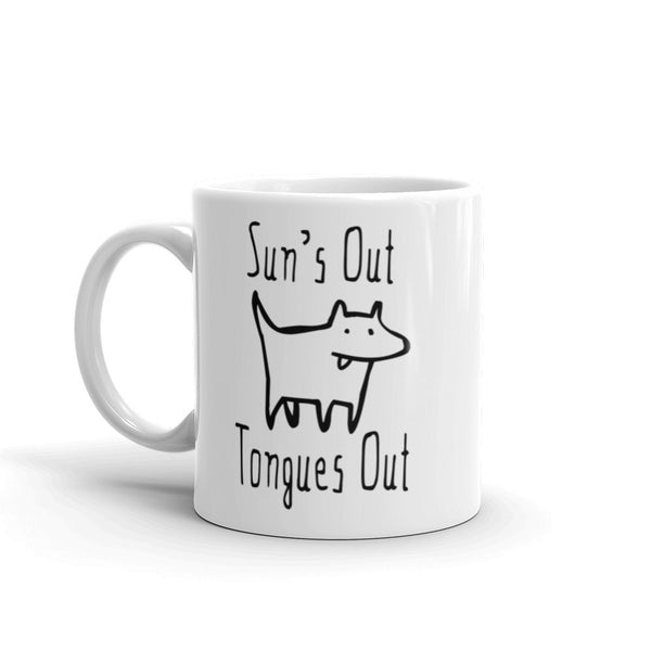 Tongues Out - Mug
