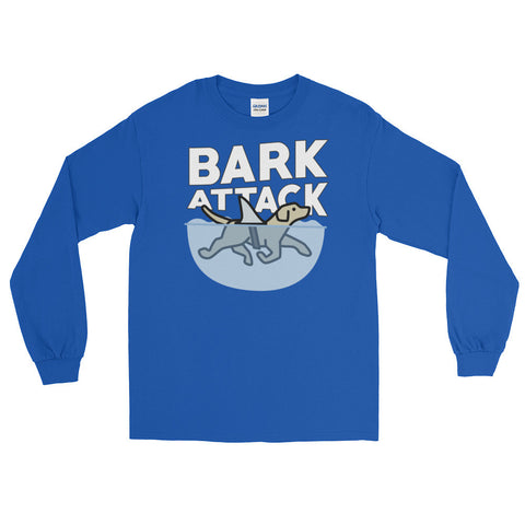 Bark Attack Longsleeves