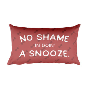 Snooze Pillow