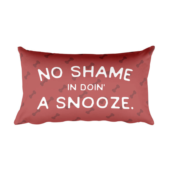 Snooze - Pillow