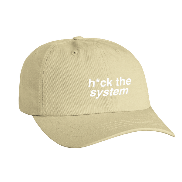 H*ck the System - Hat